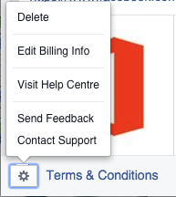 Facebook - delete the boost on a post so you can set a lower budget
