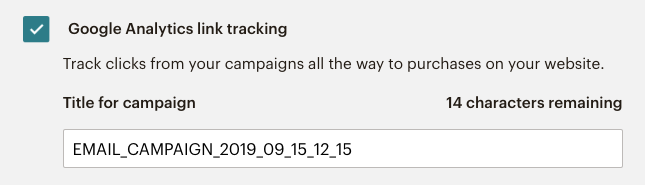 Mailchimp email campaigns - tracking link clicks in Google Analytics | Learn Mailchimp with Five Minute Lessons